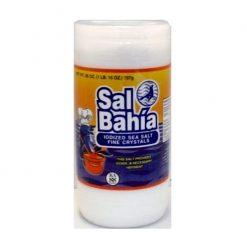 Sal Bahia Sea Salt Fine 26oz Iodized