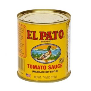 El Pato Tomato Sauce 7.75oz Ylw