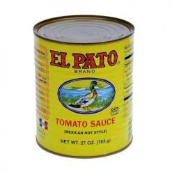 El Pato Hot Tomato Sauce 27oz