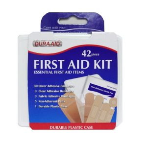 First Aid Kit 42pc In Case