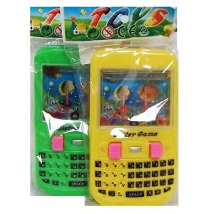 Toy Phone Water Game Asst Clrs