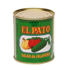 El Pato Jalapeno Salsa 7.75oz
