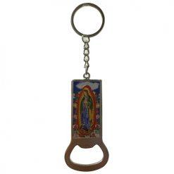 *** Key Chain Virgen De Guadalup Design