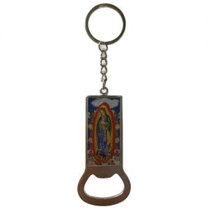 *** Key Chain Virgen De Guadalup Design