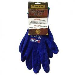 Diesel Blue Gloves X-Lg Extreme Duty