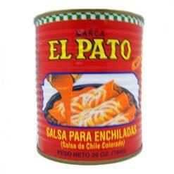 El Pato Enchilada Sauce 28oz