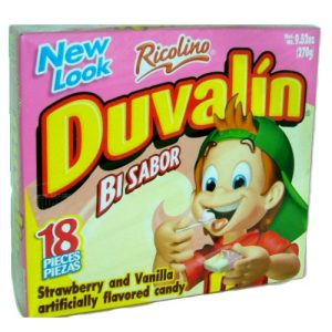 Duvalin 18ct Strw-Vnla Candy