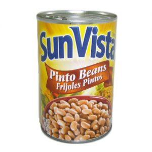 Sun Vista Pinto Beans 40oz Whole