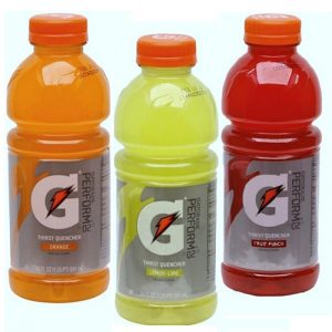 Gatorade G 20oz Variety Original