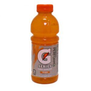 Gatorade G 20oz Orange
