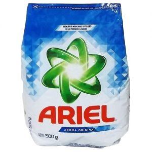 Ariel Detergent 500g Oxi Azul