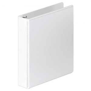 View Binder Round 1? in White