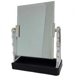 Mirror W-Stand Square