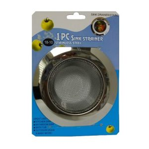 Sink Mesh Strainer 1pc Stainless Steel