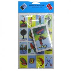 Toy Loteria Mexican Bingo In Bag