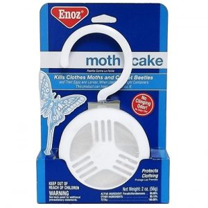Enoz Moth Cake Hanging Case 2oz