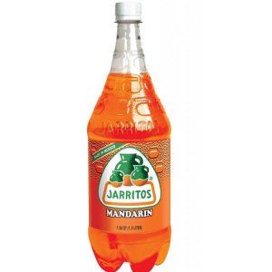 Jarritos Soda 1.5 Ltrs Mandarin + CRV