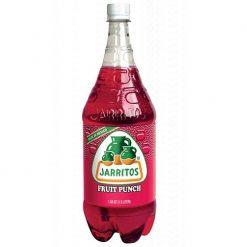 Jarritos Soda 1.5 Ltrs Fruit Punch + CRV