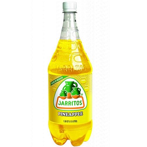 Jarritos Soda 1.5 Ltrs Pineapple + CRV