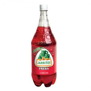 Jarritos Soda 1.5 Ltrs Strawberry
