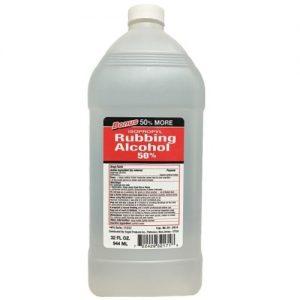 Rubbing Alcohol 50% 32oz Isopropyl