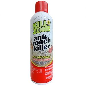 Kill + Zone Ant AND Roach Killer 3oz