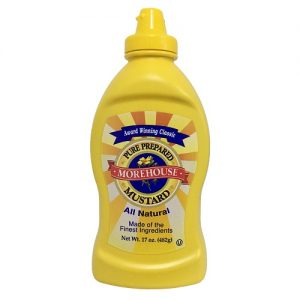 Morehouse Mustard Reg 17oz