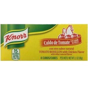 Knorr Tomato Bouillon 8ct