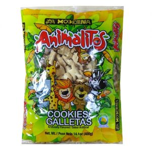 La Moderna Animal Cookies 14.1oz