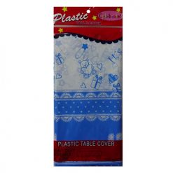 Table Cover Its A Boy 54 X 108 Plastic