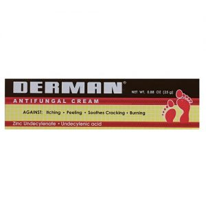 Derman Antifungal Cream .88oz