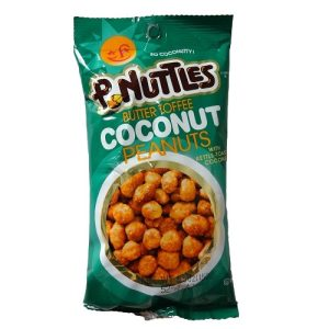 P-Nuttles Butter Toffee Coconut P-nuts 5