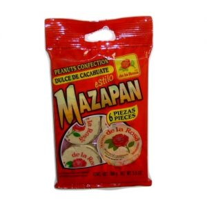 De La Rosa Mazapan 6ct 5.9oz