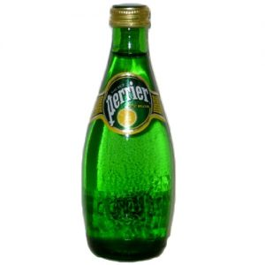 Perrier Sprklng Min Water W-Lemon 330ml