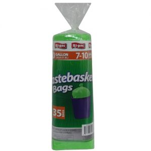 Ri-Pac Wastebasket Bags 7-10gl 35ct