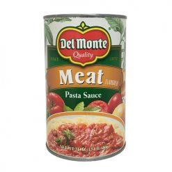 Del Monte Pasta Sauce Meat 24oz