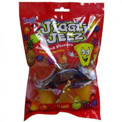 Jiggli Jelz Asst Flvrd Jellies 8ct Bag