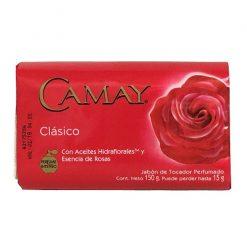 Camay Bath Soap 150g Red