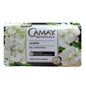Camay Bath Soap 150g White Floral
