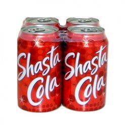 Shasta Soda 12oz Cola 4pk