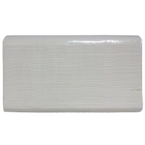 Multi-Fold Towels 200ct White Virgin