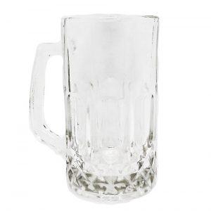 Glass Beer Mug 610ml