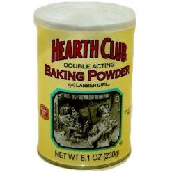 Hearth Club Baking Powder 8.1oz