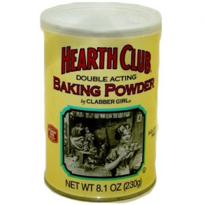 Hearth Club Baking Powder 8.1oz