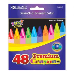 Crayons 48ct