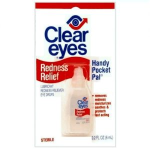 Clear Eyes Rednes Relief 0.2oz
