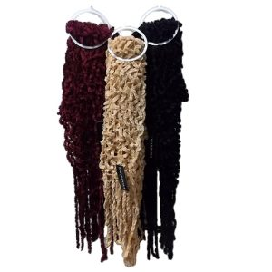 Ladies Scarfs Solid Clrs Asst