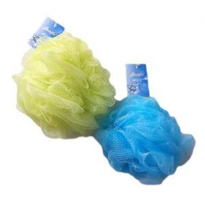 Bath Sponge Large Asst Clrs