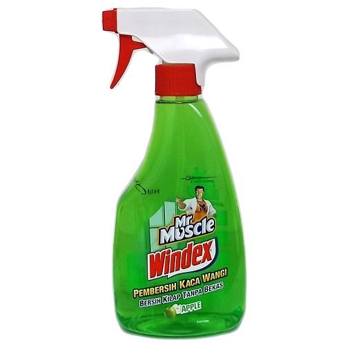 Windex Glass Cleaner Apple 500ml