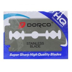 Dorco Double Edge Blade 10ct Stainless